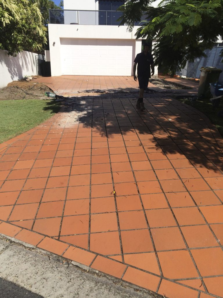 Terracotta Removal Gold Coast Absolute Floor Stripping