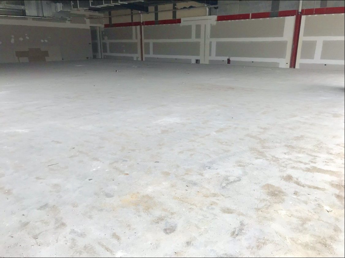 Polished Concrete Gold Coast | Absolute Floor Stripping
