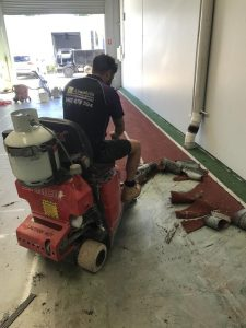 Astro Turf Removal Gold Coast