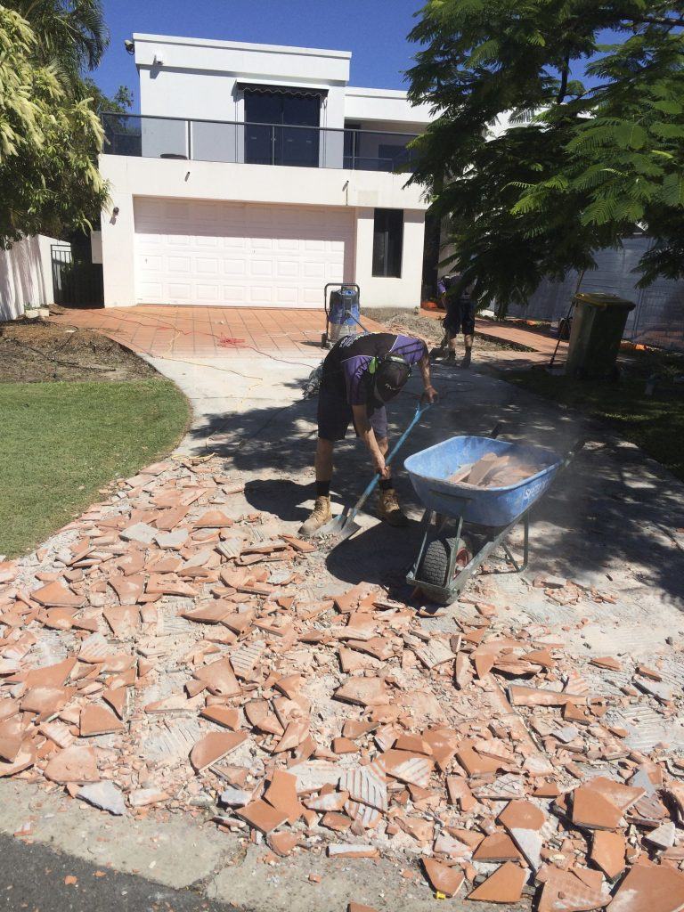 Terracotta Removal Gold Coast
