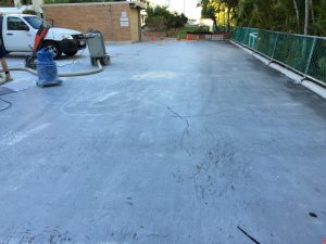Waterproofing Epoxy Removal Gold Coast