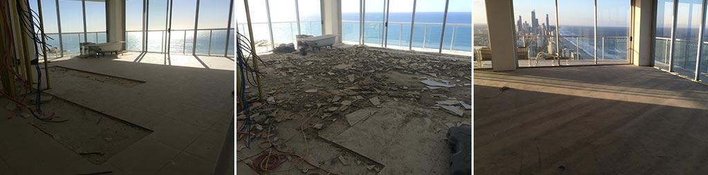 Ceramic Tile Removal Gold Coast